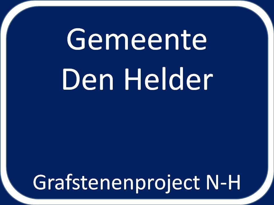 Algemene Begraafplaats Den Helder